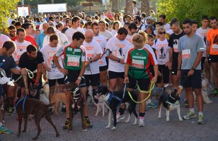 Salida 1ª Can-rrera popular de Valencia - 5 octubre 2013