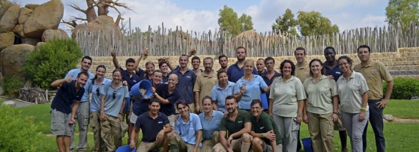 Equipo Bioparc Valencia