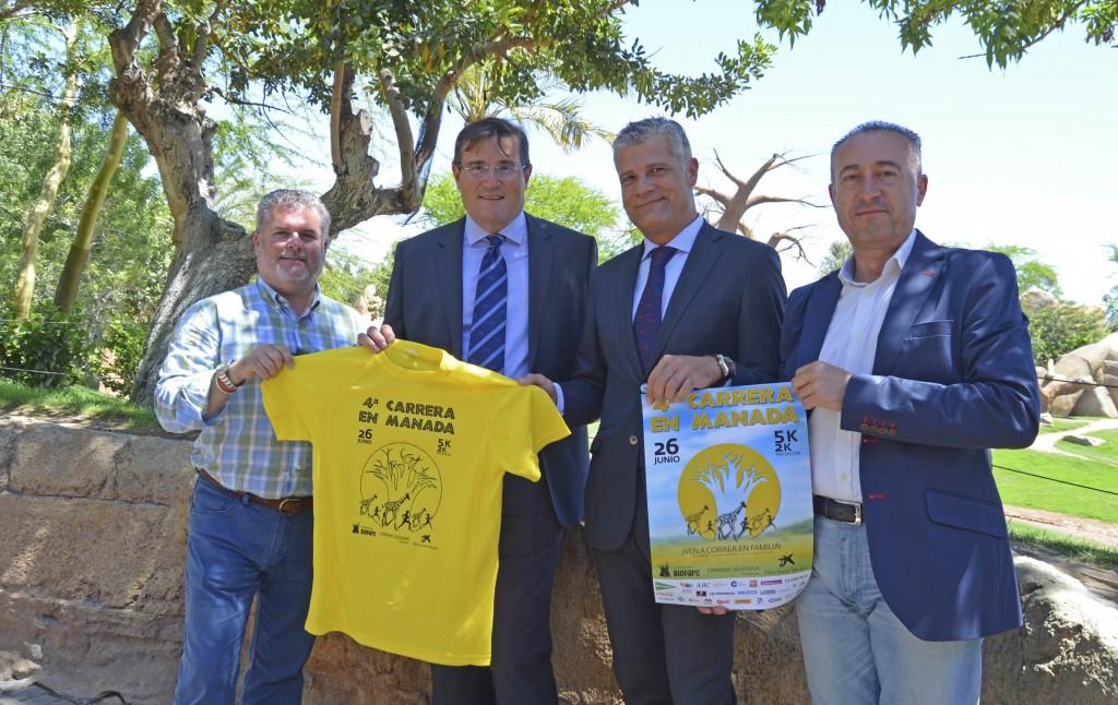 Presentación oficial 4ª Carrera en Manada de BIOPARC Valencia