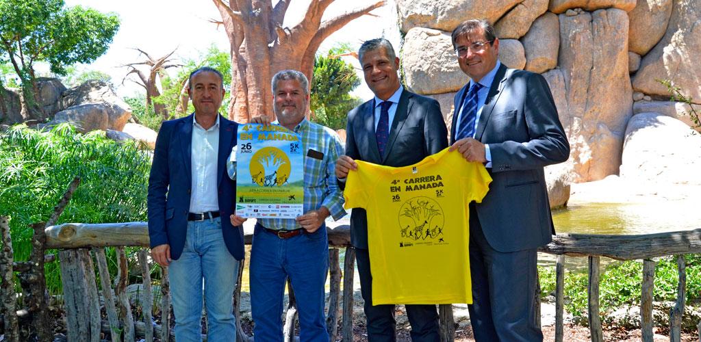 BIOPARC Valencia presenta la 4ª Carrera en Manada