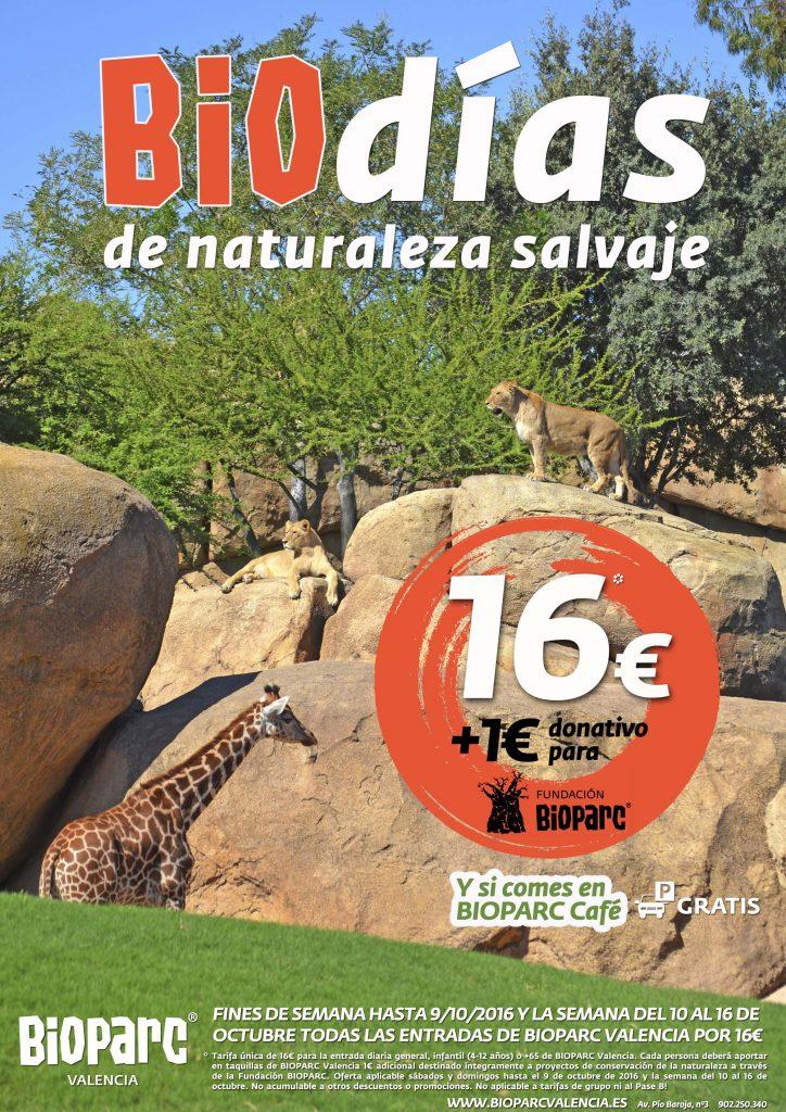 Bioparc valencia promoci n biod as 2016 de naturaleza salvaje - Bioparc precios valencia ...