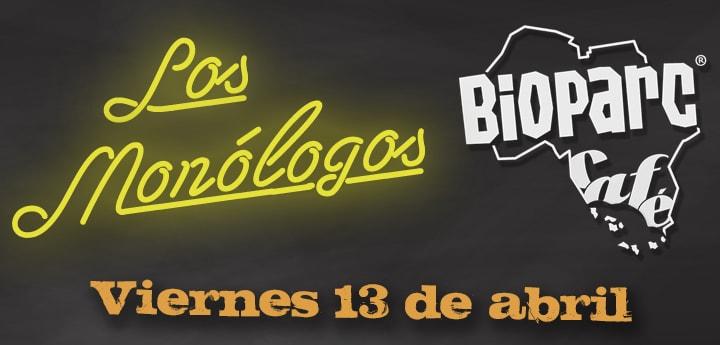 Monólogos BIOPARC Café