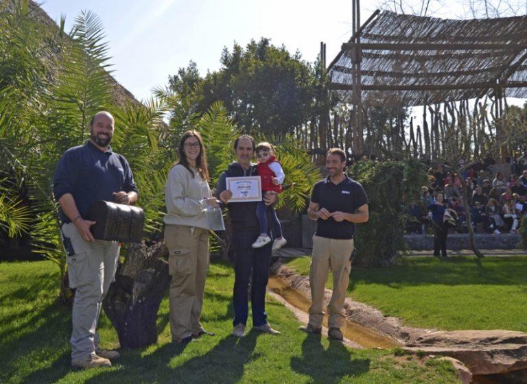 Fin de semana de celebraciones en el 9º aniversario de BIOPARC Valencia - Elefantes