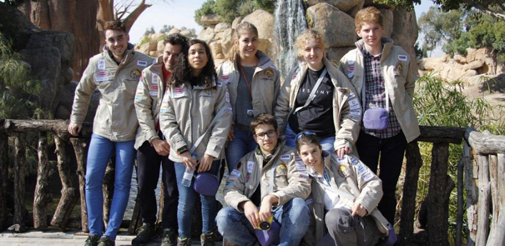 """BIOPARC apoya la aventura de los ocho jóvenes que dijeron """"Stop al Bullying"""""""