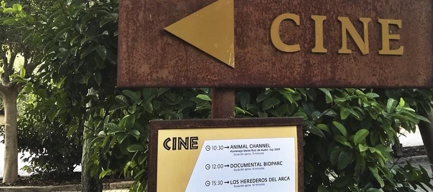 • BIOPARC es sede oficial del Festival Internacional de Cine Infantil de Valencia (FICIV) con proyecciones durante toda la semana en el cine del parque