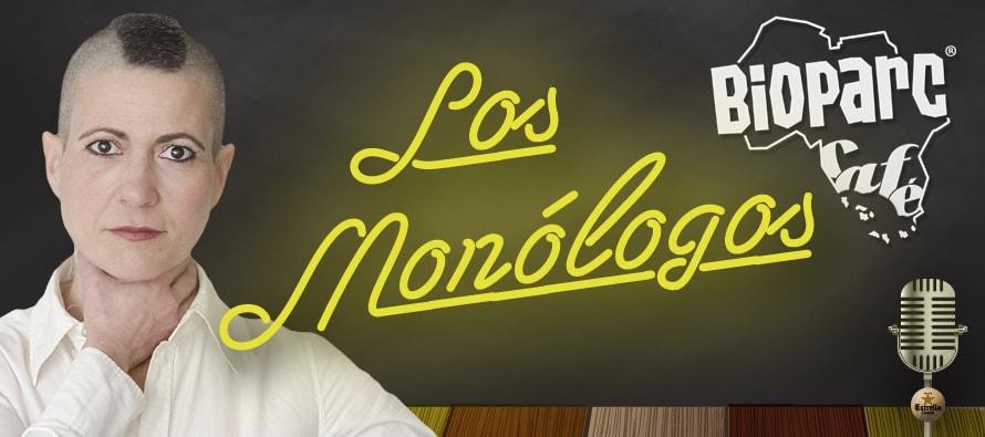 Patricia Sornosa en los monólogos de BIOPARC Café - humor