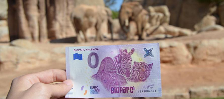 Euro Souvenir BIOPARC