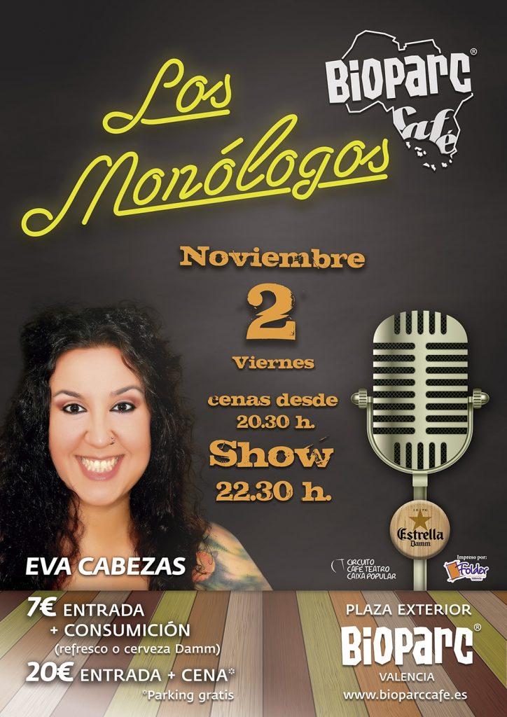Monólogo Eva Cabezas