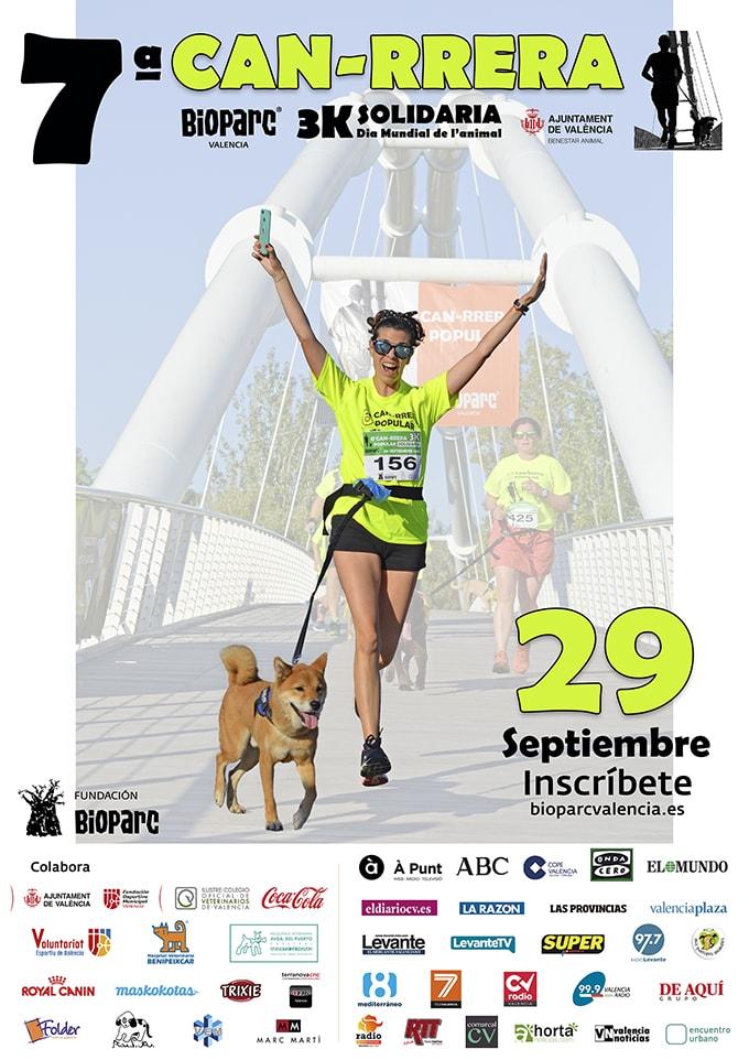 7ª Can-rrera BIOPARC Valencia