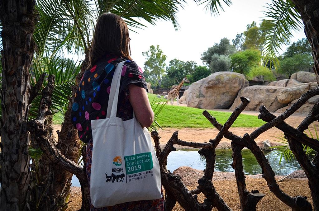 BIOPARC celebra el éxito de la Conferencia anual de la EAZA que ha acogido Valencia esta semana