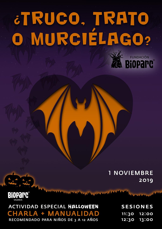 Halloween 2019 BIOPARC Valencia