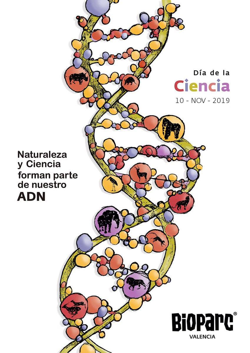 Este domingo 10 de noviembre BIOPARC Valencia celebra el Día Mundial de la Ciencia