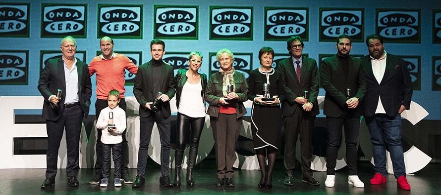 Fundación BIOPARC recibe el premio Onda Cero Valencia en el apartado Sociedad