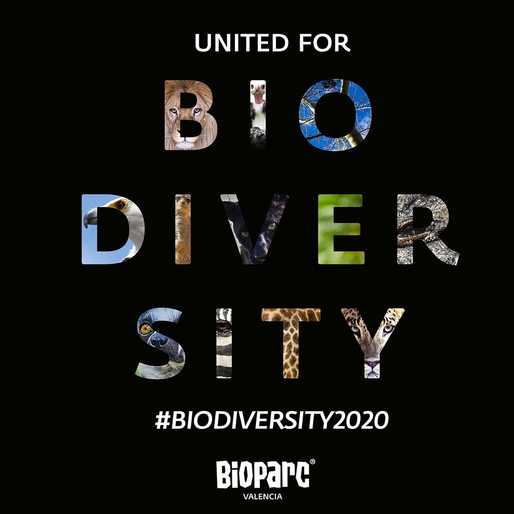BIOPARC Valencia United for Biodiversity 2020