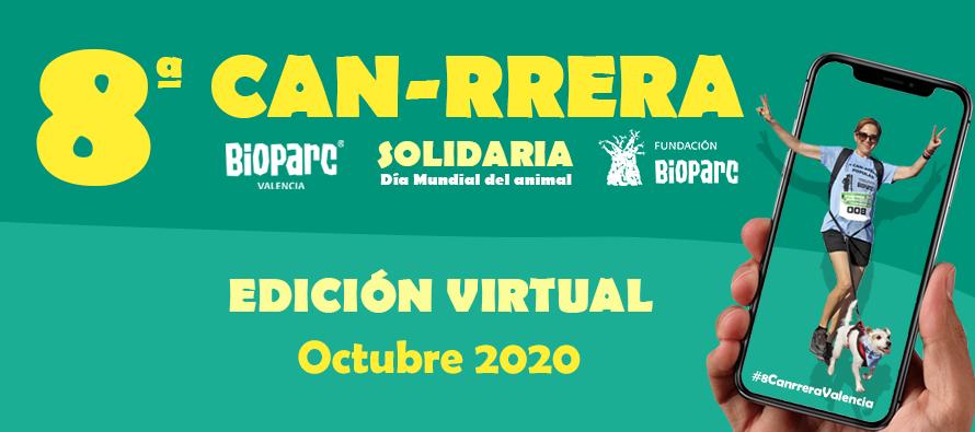 8ª Can-rrera solidaria BIOPARC Valencia